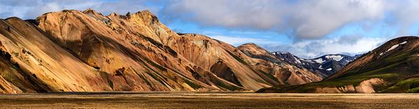 Landmannalaugar, Fjallabak Nature Reserve