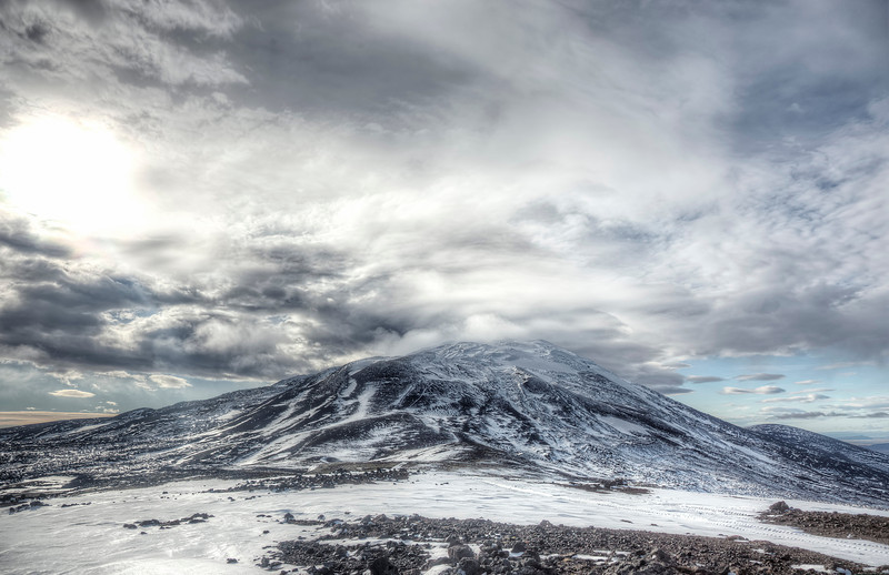Landmannalaugar Mountain