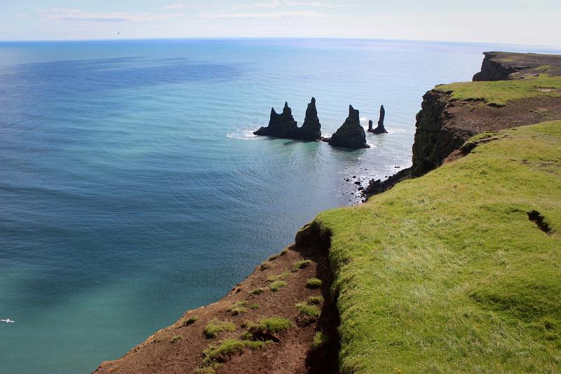 Vik's famous formations