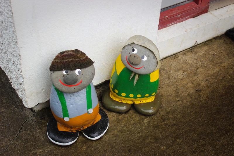 Classic Icelandic couple
