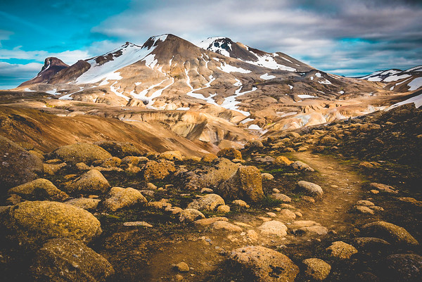 Deep in the heart of Iceland is Kerlingarfjöll.  A thermal volcanic area which takes hours to reach via 4x4 vehichle. Thorugh a moonscape of rock these mountains appear. We slept in the back of our Land Rover to get here. The only casualty was the door that was bent in half by the wind. #Iceland #Vacation #Kerlingarfjöll #RoadTrip #Latergram #35mm #NikonD750 #F22 #BeautifulIceland #EverydayIceland #Icelandi #NatgeoTravel #WildernessCulture #IcelandTravel #PhotographyTravel #GetOutside #TravelIceland #OptOutside #TravelStoke #Wanderlust #PhotographyEurope #NikonEurope #TravelStoke