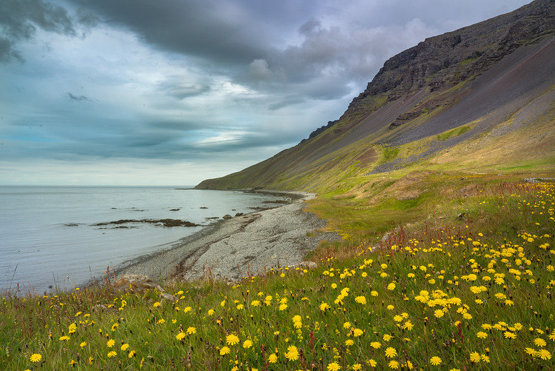 Iceland Summer, Isafjardabaer