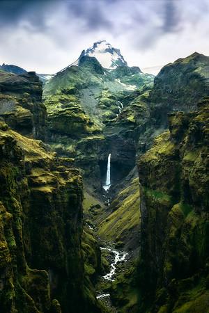 Múlagljúfur Canyon