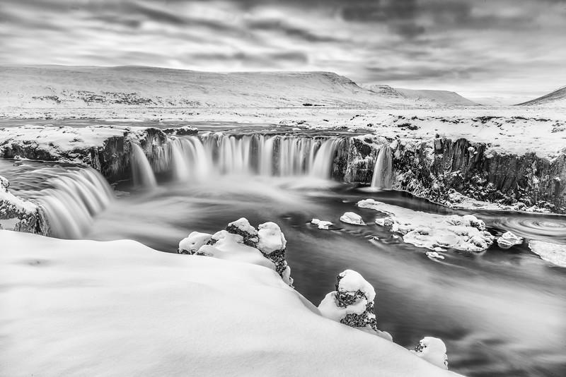 Waterfall of Gods, Iceland2