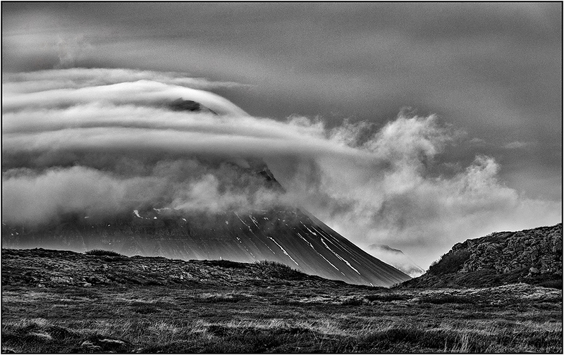 Clouded Mountain