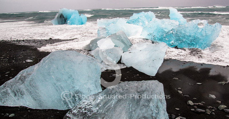 Beached Ice