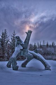 Ásmundur Sveinsson Sculpture Museum