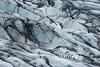Hiking Svínafellsjökull Glacier