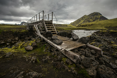 Landmannalaugar trek, Iceland