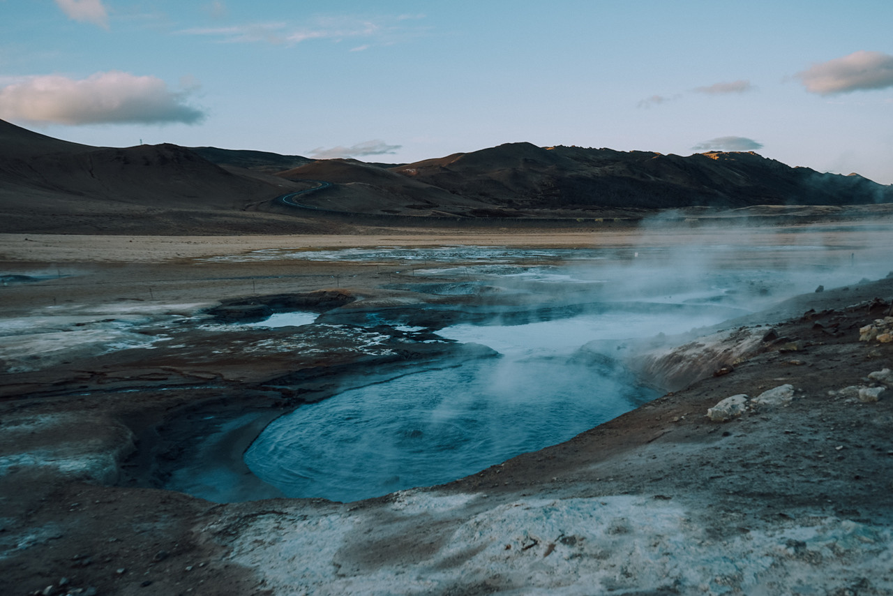 A Journey in Iceland