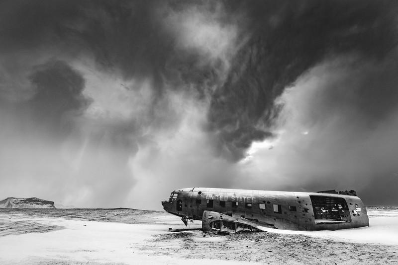 Sólheimasandur Douglas plane crash, Iceland