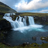 Waterfall at Kirkjufell