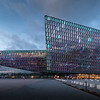 Iceland Harpa Concert Hall and Conference Centre