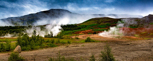 Stokkur Spouting Hot‐Springs