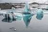 The glacial lagoon