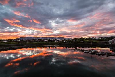 Reykjavík Reflections