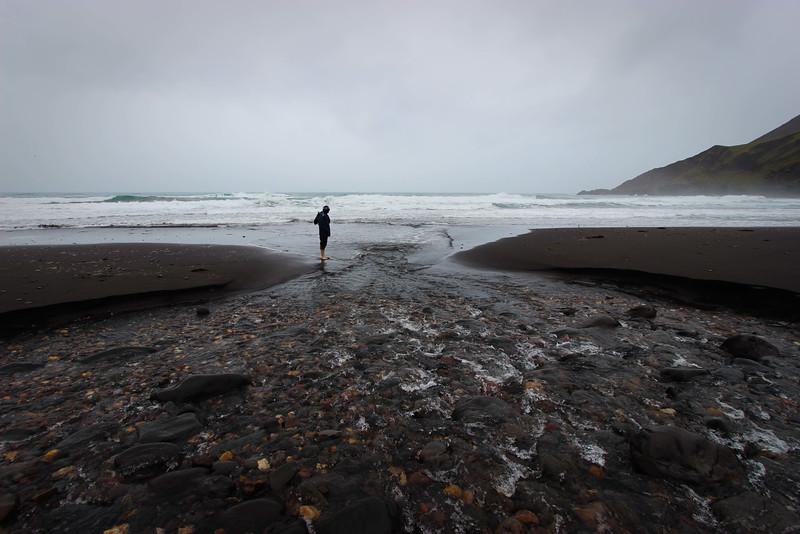 Fresh water intake - East Iceland