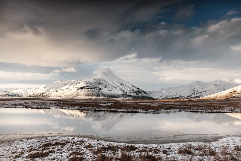 Souther Iceland vista