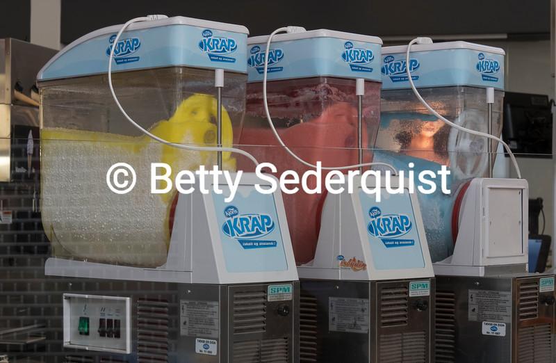 Krap Frozen Dessert Machines, Iceland Shopping Mall