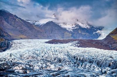 Svínafelljökull Glacier