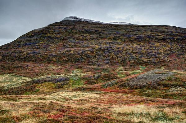 Autumn in North Iceland