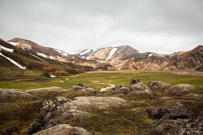Landmannalauger Valley