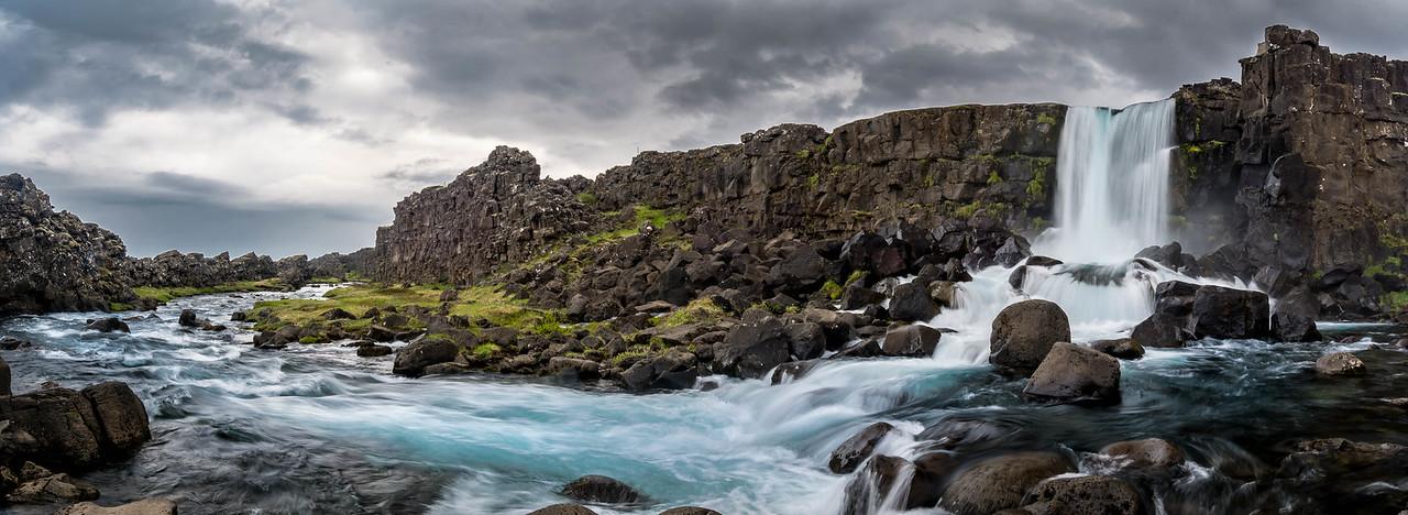 Öxarárfoss - Iceland
