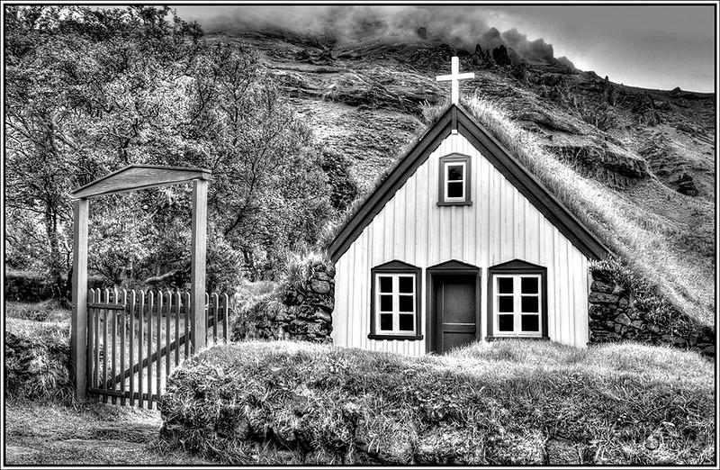 Icelandic Village Church