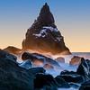 Reynisfjara Sea Stack Sunrise