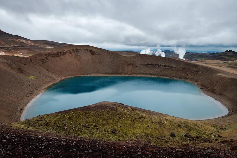 Crater Víti