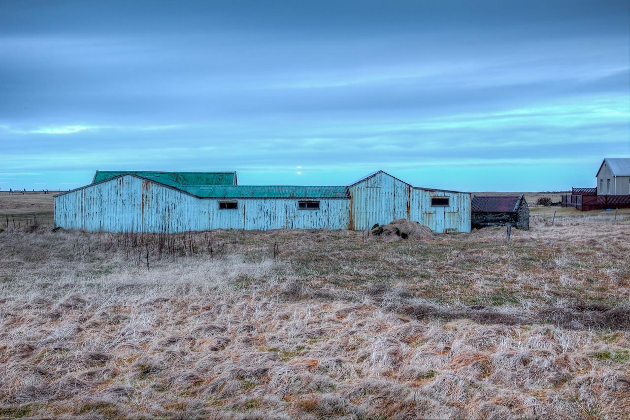 Reykjames Peninsula