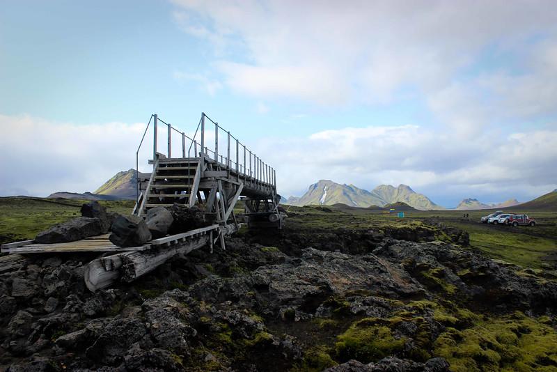 Icelandic Infrastructure
