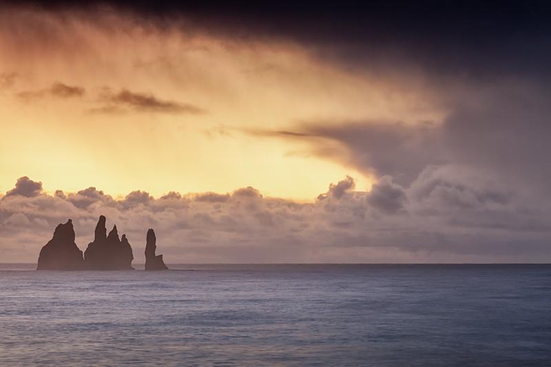 Iceland - Reynisdrangar
