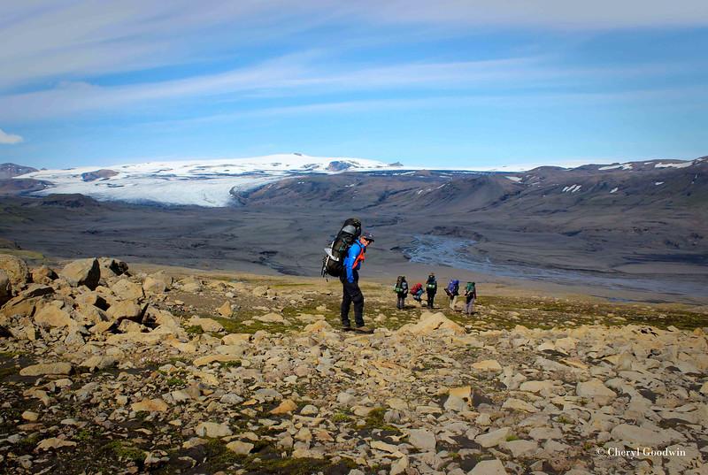 Svavar our guide