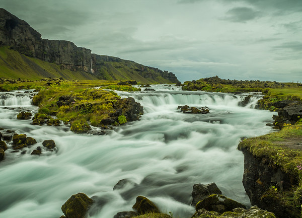Dverghamrar, Iceland