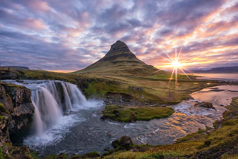 Iceland, Kirkjufell