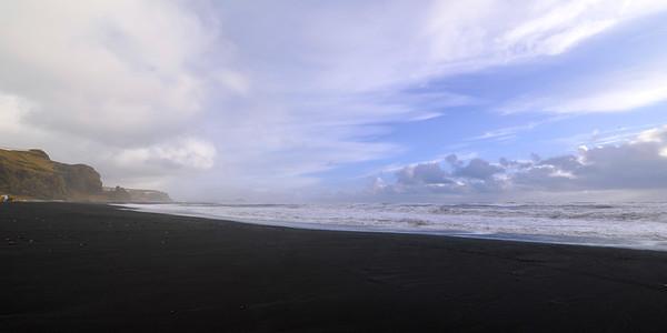 Black Beaches of Vik
