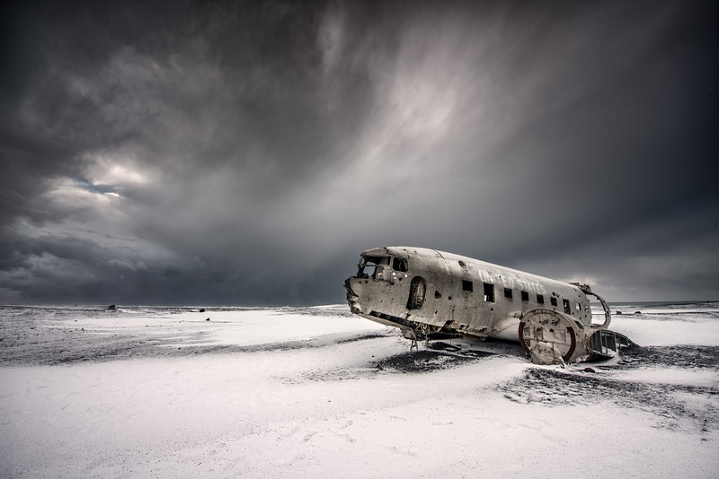 Douglas plane wreck, Sólheimasandur