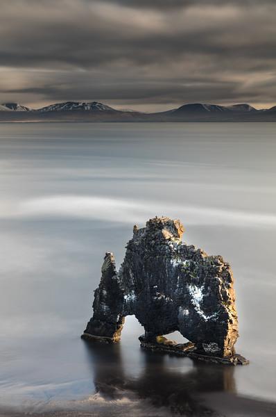 Iceland - Hvítserkur