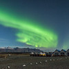 Iceland - Northen light (aurora)