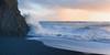 Waves pounding the Basalt