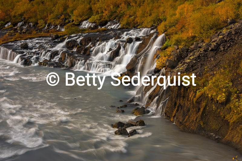 Waterfalls and Fall Color