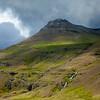 East Iceland Highway 1 from Egilsstadir to Jokulsarion Glacier