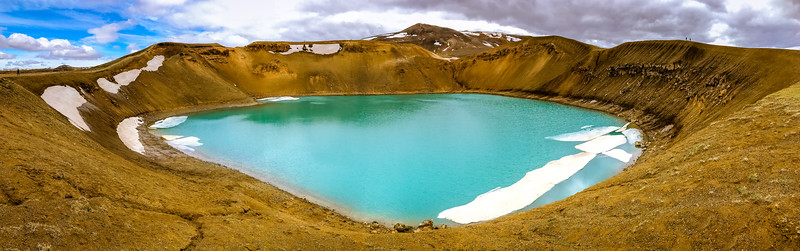 Doorway to Hell - Viti Crater, Iceland