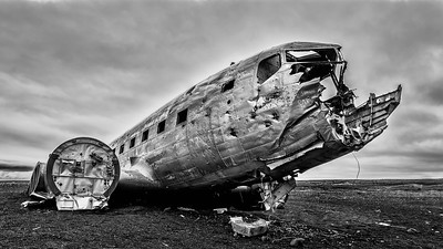 Weathered and Beaten - Iceland