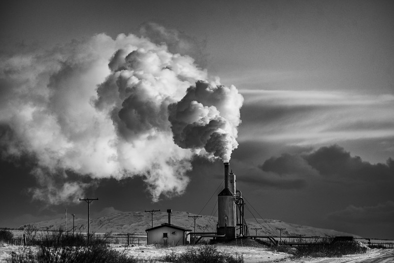 Steam power Geothermal
