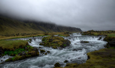 South Iceland Rapids