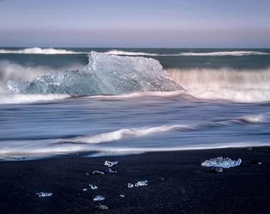 Diamond Beach - Jökulsárlón, Iceland