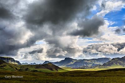 Heiðardalur Valley