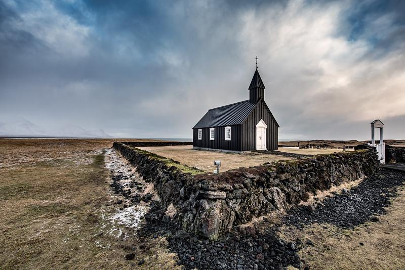 Snaefjellsness kirk